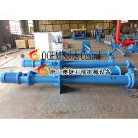 厂家供应立式液下渣浆泵