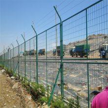 旺来小区防护网 煤矿隔离栅 球场防护网
