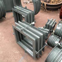 风机金属软连接 风机金属震动补偿器 不锈钢304波纹管软连接