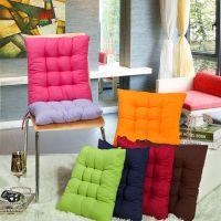 多种颜色超厚秋冬季保暖靠垫椅子餐椅坐垫珍珠棉填充椅垫不变形