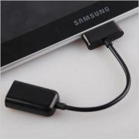 三星平板电脑 OTG转换线 USB Tab配件 P7510 P7500