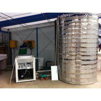 工地洗澡用的电热水器工地职工洗澡如何解决工地空气能热水器用电怎么样