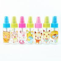 35ml可爱卡通喷瓶 彩色多款喷雾瓶 化妆水瓶分装瓶香水瓶 E9104