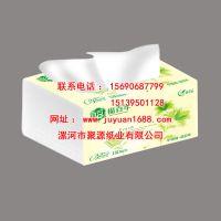 厂家直供100%原生纯木浆聚源纸业抽纸大卷纸代理