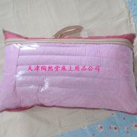 荞麦绗缝两用枕纯棉护颈椎保健枕头
