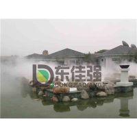 广州增城工厂直销旅游景点冷雾人造雾系统