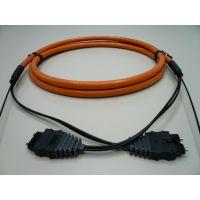 日本三菱设备MELSECNET/H网络用光缆2-FOD-V(AS-B)室内型DL-72连接头