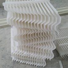 折板除雾器价格 厂家参数 华强品牌