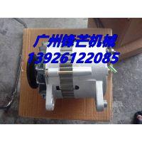 大宇DH80发电机大宇挖掘机发电机广州锋芒机械