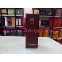 供应红酒盒 葡萄酒盒 红酒皮盒 红酒包装盒 红酒皮箱包装盒定做