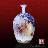 中秋礼品花瓶摆件 中秋礼品送啥好创意中秋礼品,中秋礼品那家好,白瓷花瓶摆件
