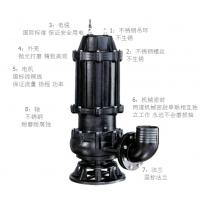 不阻塞污水泵生产厂家-奥特泵业电话15620568669邓经理