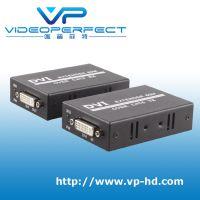 唯普菲特(EX60D)DVI网线延长器 DVI-D 60米延长器 DVI双绞线传输器