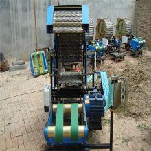 青贮打捆机外置轴承 自动出厂透气好包膜机 省工长期储存包膜机