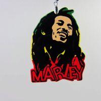 新款MARLEY亚克力项链 玛丽 嘻哈项链