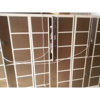 河南超市电子存包柜条码存包柜生产厂家13938894005梁经理