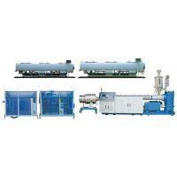 复合管生产线,益丰塑机,pvc复合管生产线