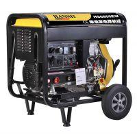 供应供应翰丝柴油发电电焊两用机 上海190A柴油发电电焊机