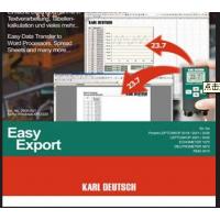 德国KD EasyExport型 数据管理软件