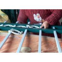 河北厂家订做 锌钢护栏 道路护栏 小区围墙 护栏批发
