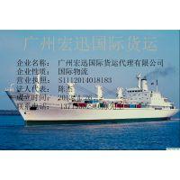 广州到菲律宾海运专线,广州到马尼拉海运双清到门
