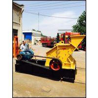 德裕800建筑垃圾制砂机设备锤头可用20天厂家促销
