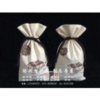 新乡面粉袋大米袋生产厂家 农家小米袋定做杂粮袋加工