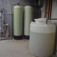 晨兴厂家直销 立式井水过滤器-能解决水质发黄问题锰砂过滤器