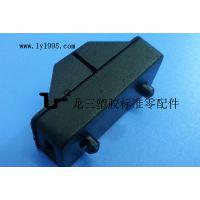 宁波龙三塑胶配线器材厂供应【019端子排2位接线盒】月销量达200000套
