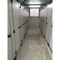 富诚达工厂销售公共场合防水卫生间隔断材料 专业设计安装
