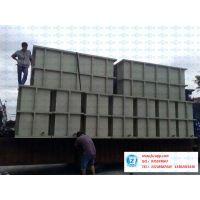 广东耐磨损耐高温阻燃塑料PP板,PP水箱/养殖箱定制加工