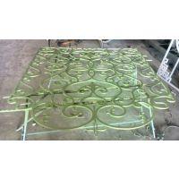 仿锈铁艺制作工艺、铁艺雕花加工定制、深圳铁艺厂家