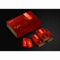 武夷大红袍纸礼盒 岩茶包装盒 肉桂大红袍茶叶盒
