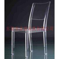 供应供应后现代亚克力椅,无扶手魔鬼椅,PC透明椅,水晶椅AC-031