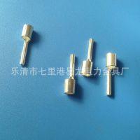 厂家直销国产IT端子插针 针形冷压接线裸端头端子 支持货到付款
