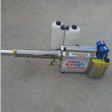 启航牌远射程高压汽油弥雾机 农用烟雾机 新款背负式弥雾机