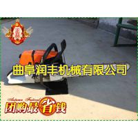 链式挖树机价格 瓮安县现货销售润丰牌挖树机