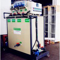 高等院校实验室废水处理一体化装置HD-500L在线杀菌消毒设备