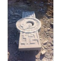 供应天然绿砂岩异形雕刻