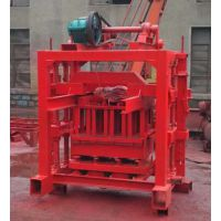销售鹏程砖机QTJ4-40B小型砖机