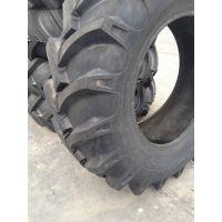 农用轮胎16.9-28 人字花纹 旱田农用拖拉机轮胎