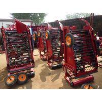 农业机械高效优质花生收获机 新款四轮大马力鼎信牌花生收获机