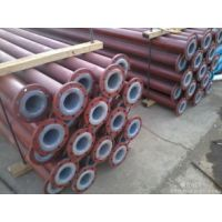 河北龙业供应DN300 PNa1.0大口径循环水输送涂塑钢管