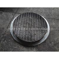 萍乡市环星化工填料专业生产带支撑圈筛网格珊填料