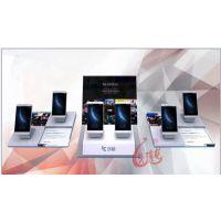 先锋龙亚克力新款乐视手机托盘,三星手机展示架,有机玻璃陈列架