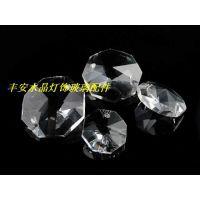 直销水晶挂件八角珠