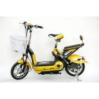 飞锂/FLIVE电动车 14寸电动自行车 48V20A踏板锂电池休闲轻便助力代步车 预售 飞鸟