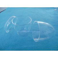 供应化工用石英坩埚耐高温透明玻璃