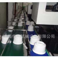 供应塑料水桶输送机,注塑机下料配套皮带输送机