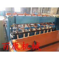 百康龙门排焊机BK150型鸡鸽笼养殖网排焊机配备电动剪网裁网机